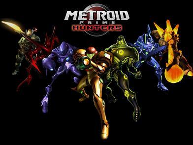 Especial: Metroid Prime Hunters
