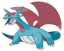 Los Pokémon de la Quincena: Salamence y Steelix