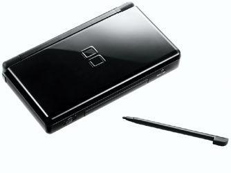 Nintendo DS Lite… Negro!