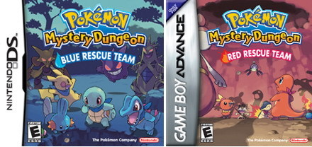Save Point: Pokémon Mystery Dungeon