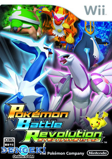 Novedades de Pokèmon Battle Revolution.