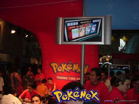 elextronic game show pokemon mexico