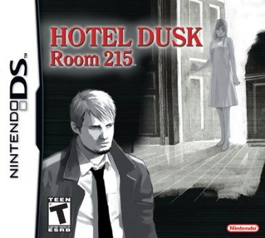Save Point: Hotel Dusk: Room 215