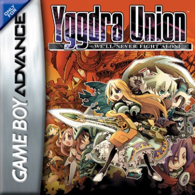 Save Point: Yggdra Union -We´ll Never Fight Alone-