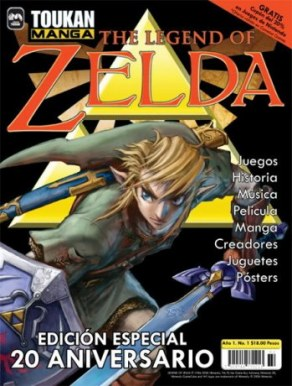 Especial de los 20 años de: The Legend of Zelda