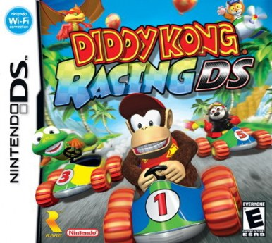 Save Point: Diddy Kong Racing