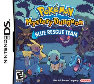 ¿Pokémon Mystery Dungeon 2?
