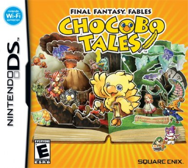 Save Point: Final Fantasy Fables: Chocobo Tales