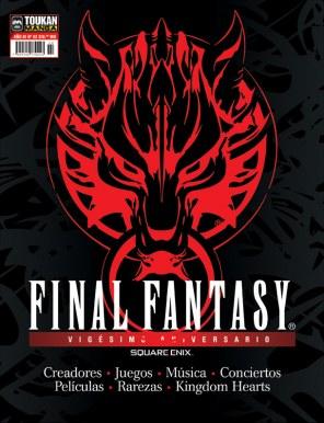Especial Toukan Manga: Final Fantasy