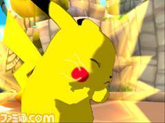 Pikachu, ¡Impactrueno!