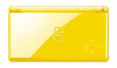 DS Lite color Pikachu