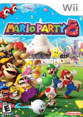 Save Point: Mario Party 8