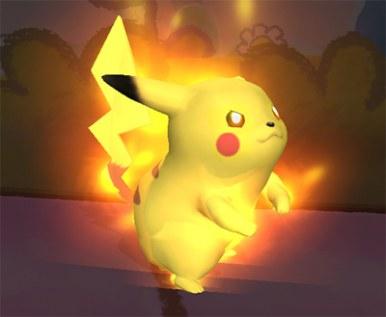 Pikachu y Battle Revolution acaparan la atención