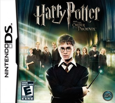 Save Point: Harry Potter & the Order of the Phoenix