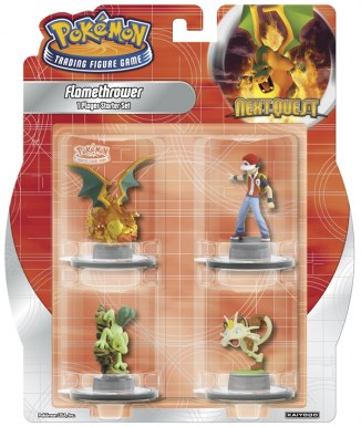 Pokémon Trading Figure Game