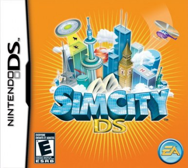 Save Point: Sim City DS