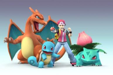 ¡Un Entrenador Pokémon en Smash Bros. Brawl!