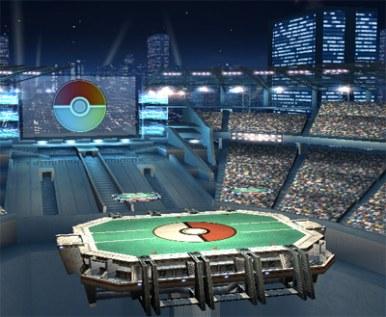 ¡Pokémon Stadium 2!