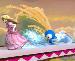¡Piplup, usa Surf!