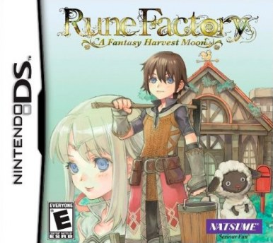 Save Point: Rune Factory: A Fantasy Harvest Moon