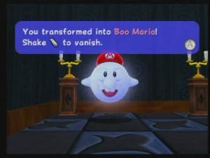 Mario dara unos buenos sustos