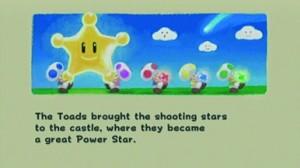 La historia de Mario Galaxy