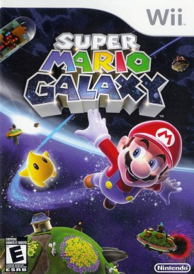 Save Point: Super Mario Galaxy