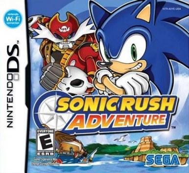 Save Point: Sonic Rush Adventure