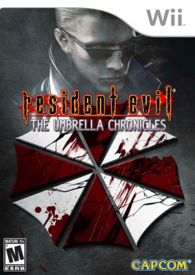 Save Point: Resident Evil: Umbrella Chronicles