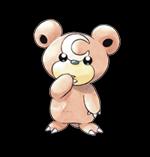 El Pokémon del Mes de Febrero: Teddiursa