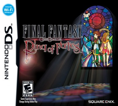 Save Point: Final Fantasy Crystal Chronicles: Ring of Fates