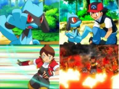 ¡Pokémon Ranger! ¡El guardián del aura, Riolu! Primera parte
