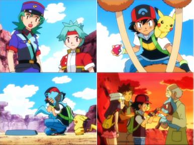 ¡Pokémon Ranger! ¡El guardián del aura, Riolu! Segunda parte
