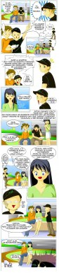 Pokémex Comic #2: DS mata carita