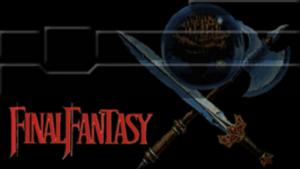 final fantasy nes psp