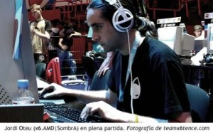 gamers sombra party