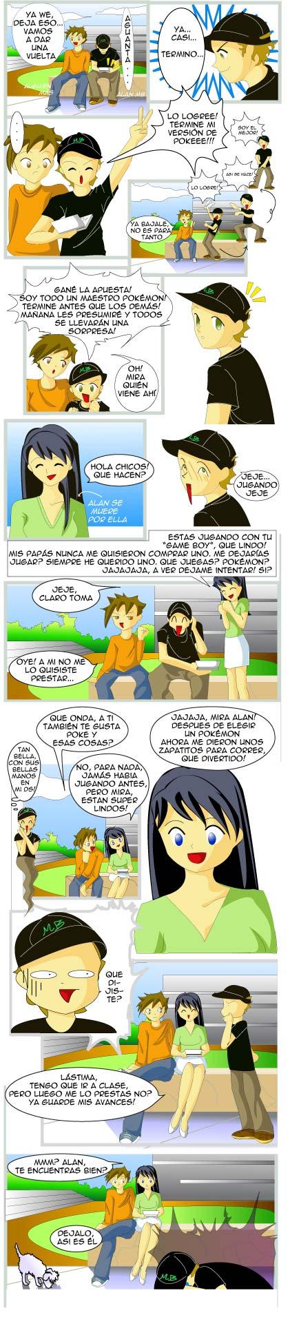 Pokemex Comic 2