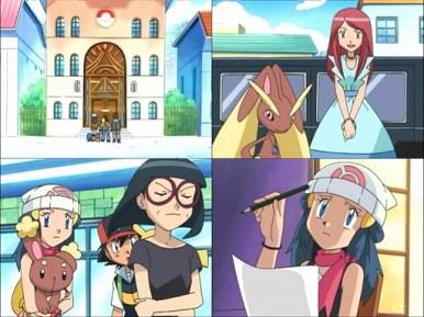 ¡El Camino para ser un estilista Pokémon!