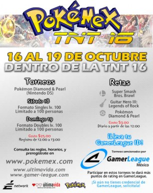 ¡Pokémex regresa a la TNT!