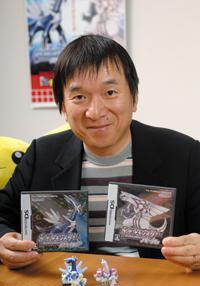 En la mira: Satoshi Tajiri