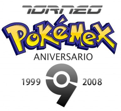 Torneo Pokemex Aniversario – Hoja de Registro Pokemon y Avisos