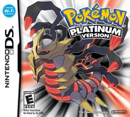 Save Point: Pokémon Platinum