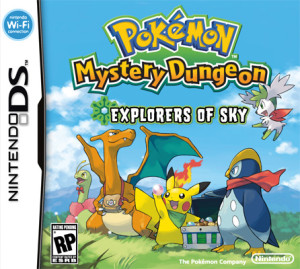 Pokemon Mystery Dungeon Explorers of the Sky