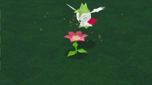 Shaymin Sky Forme Pokemon Ranch