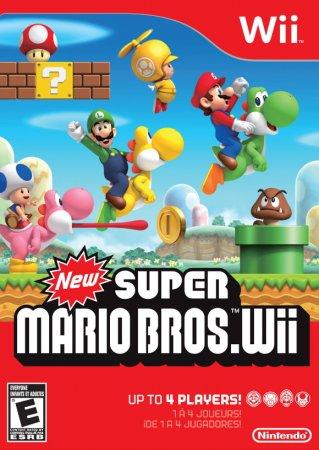 Save Point: New Super Mario Bros. Wii (Wii)