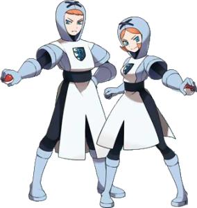 Black White Team Plasma Grunts
