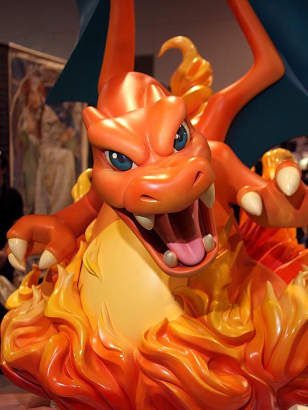 CHA-LE CHA-LE ¡¡CHA-RIZARD!!: Pokémon del Mes