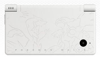 Nuevas consolas NDSi edición especial: Pokémon Black & White