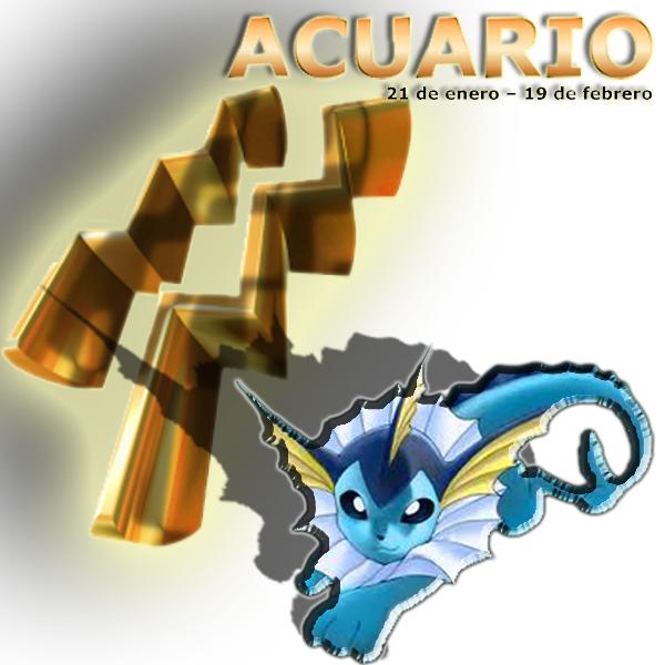 El Horóscopo Pokémex: Acuario