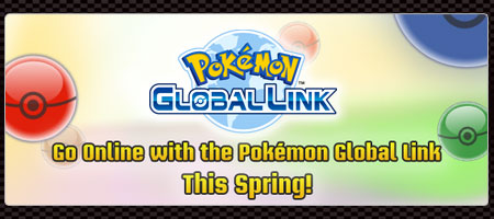 ¡Ya vienen!: Pokémon Global Link y VGC 2011